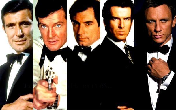 11 Revamped Bond Movie titles inspired from The Sansakari James Bond.