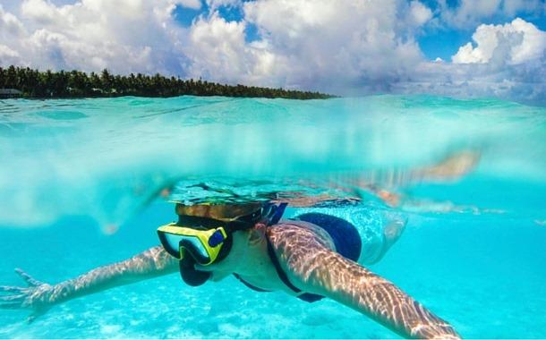 Snorkelling in Corsica