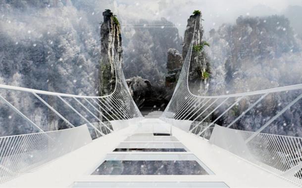 5 Dangerous Bridges Main
