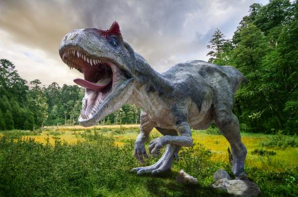 Are dinosaurs coming back