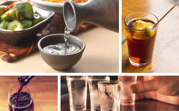 Around the world in 12 drinks