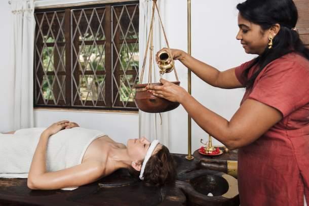 Ayurveda treatment, Kerala