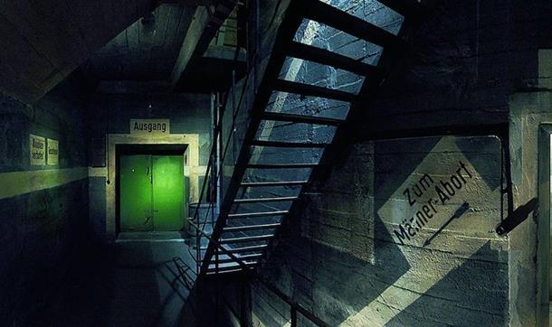 Berlin underground museum