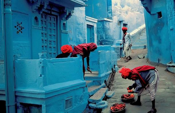 Blue City, Jodpur