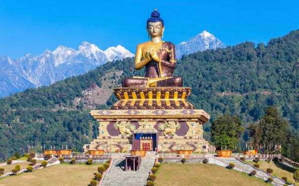 Buddha Park, Sikkim