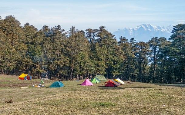Camping, Uttarakhand