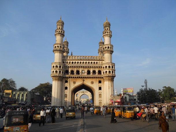Chaminar, Hyderabad