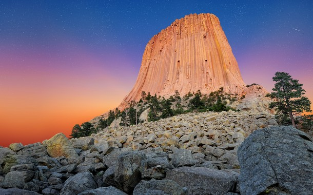 Devils Tower, United States of America