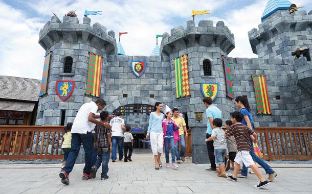 Dubai Parks and Resorts - Motiongate