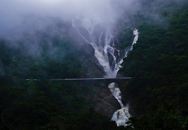 Dudhsagar at Goa