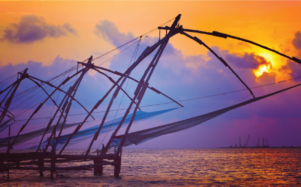 Fishing Nets, Kochi