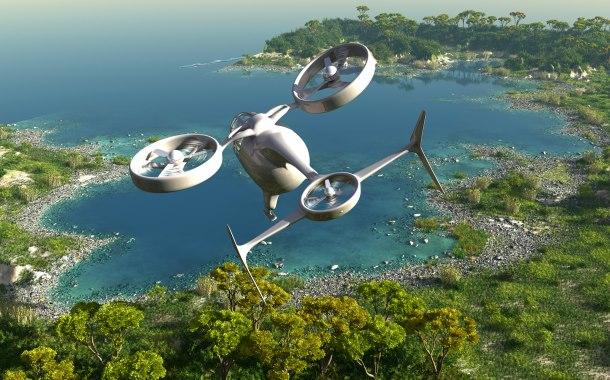Futuristic transport