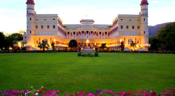 Hotel Sariska Palace, Rajasthan