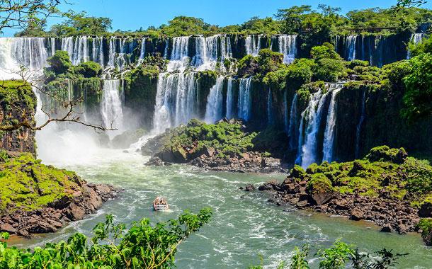 Igazu Falls, Argentina