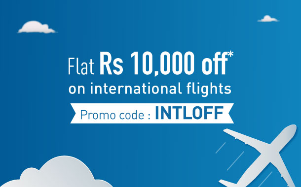 International flight offer - INTLOFF