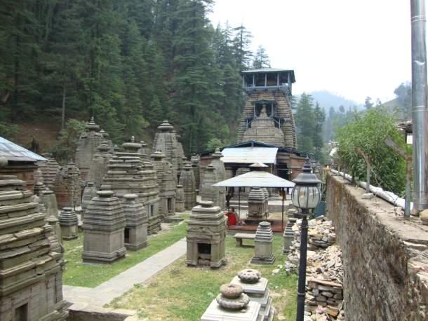 Jageshwar Temple, Uttarakhand