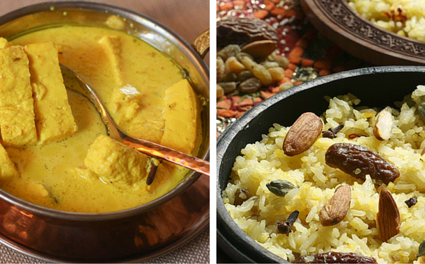Kashmiri Food