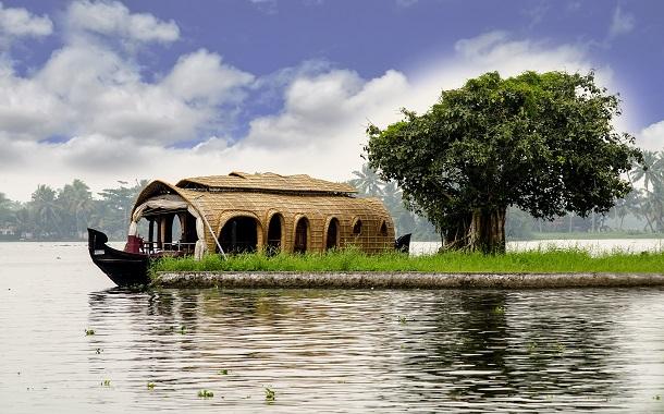 Kerala Boat House