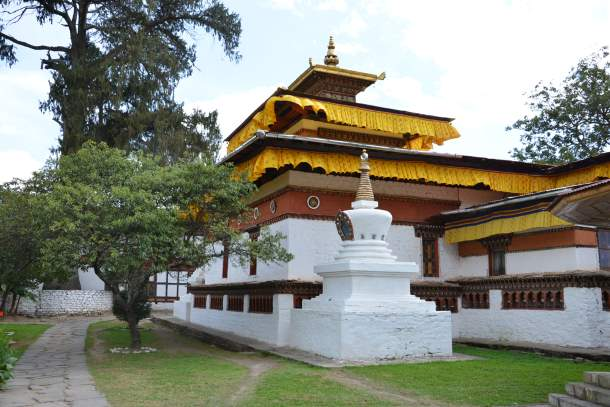 Kyichu Lhakhang Temple