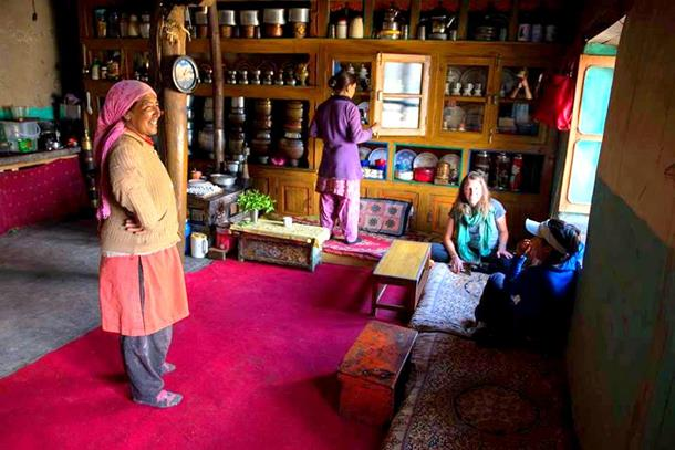 Ladakhi Womens Travel Company Homestays