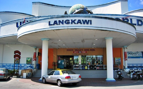 Langkawi Underwater World, Malaysia