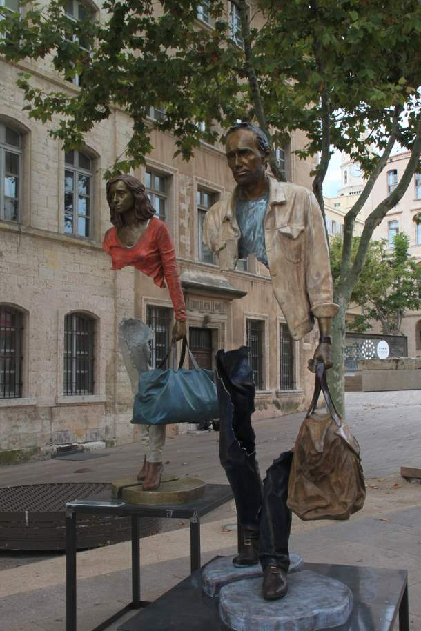 Les Voyageurs, France