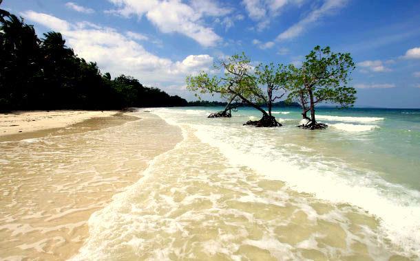 Long island, Andaman