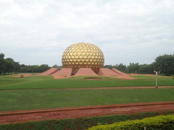 Matrimandir, Puducherry