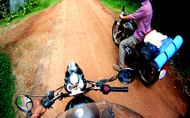 Motorcyle Trips In Kerala