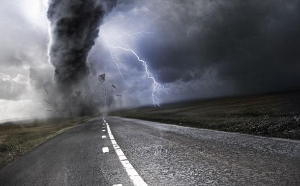 Natural disaster, Tornado
