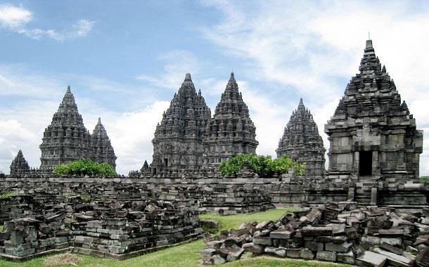Paramban Temple - Java, Indonesia