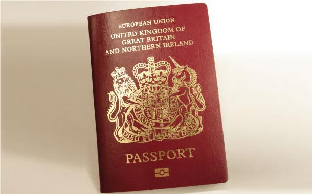 Passport of United Kingdom