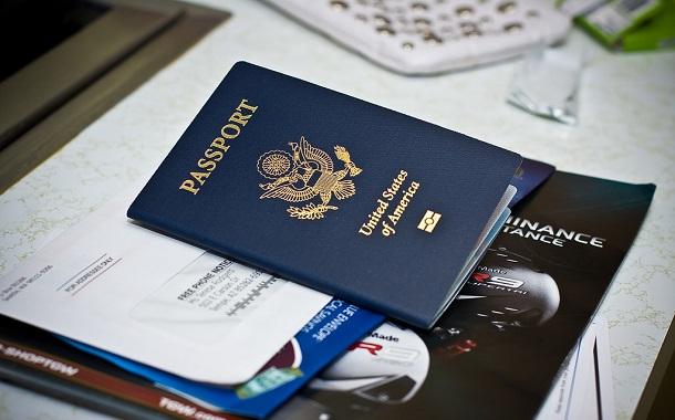 Passport of USA