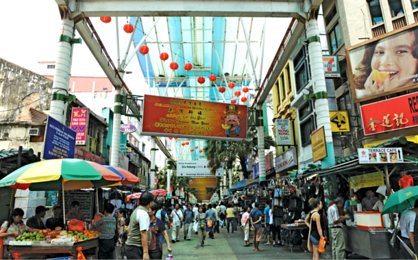 Petaling Street, Malaysia