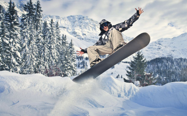 Places where you can enjoy snow sports in India