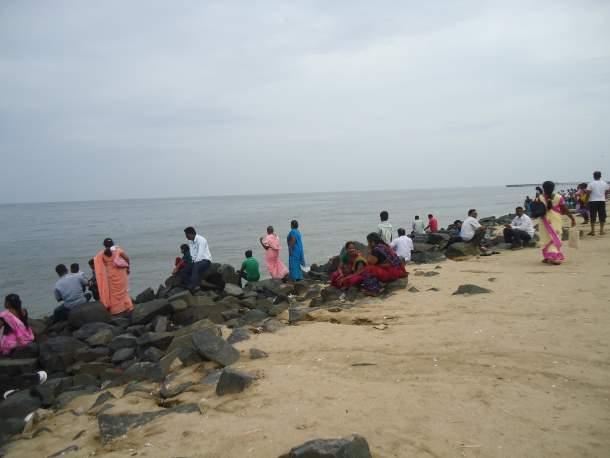 Promenade Beach, Puducherry