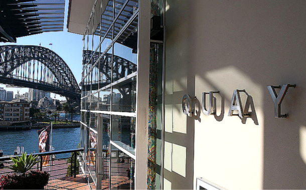 Quay, Australia
