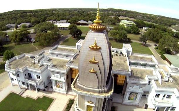 Radha Madhav Dham - Texas, USA