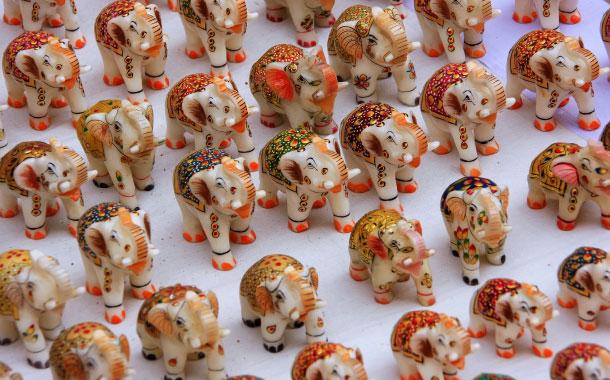 Rajasthani merchandise