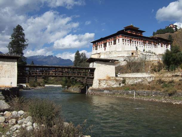 Rinpung Dzong Temple