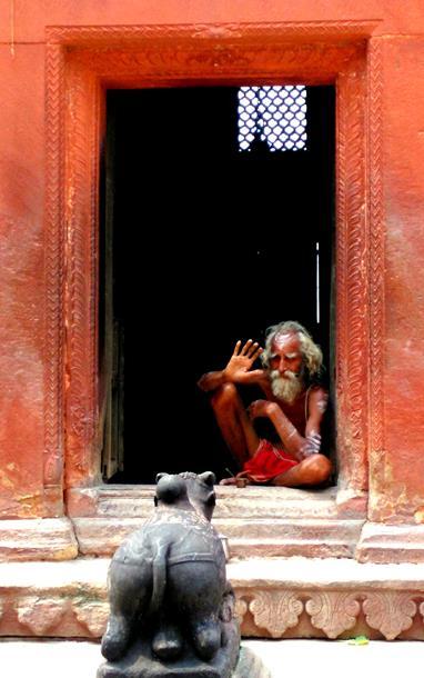 Saadhus of Varanasi