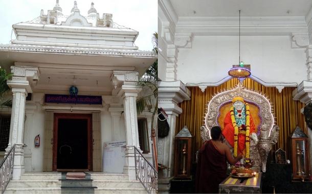 Sai baba temple, Pondicherry