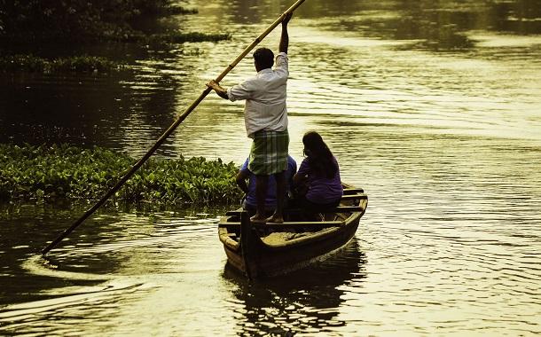 Sailing In Kerala