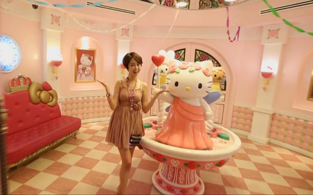 Sanrio Hello Kitty Town, Malaysia