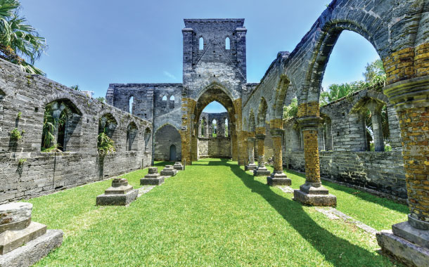 St. George World Heritage Site