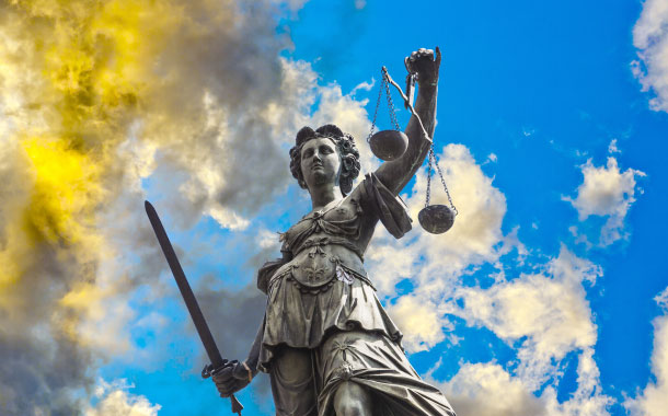Statue of Lady Justice, Germany