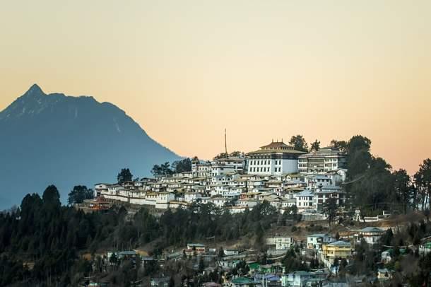 Tawang Monastery, Arunachal Pradesh