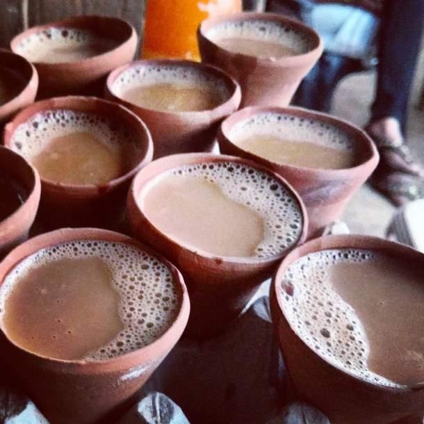 Tea in Kullad