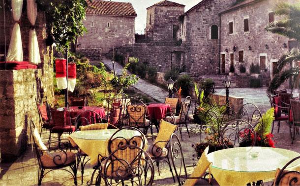 The bylanes of Montenegro