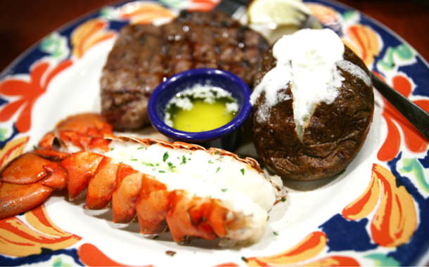 The Classic Surf and Turf